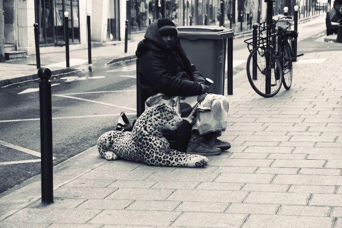 EyeEm Resist Street Streetphotography Streetphoto_bw Homeless Paris Streets City Street Paris