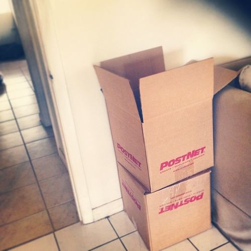 Movingboxes its happening!! VIENNA OR BUST!!