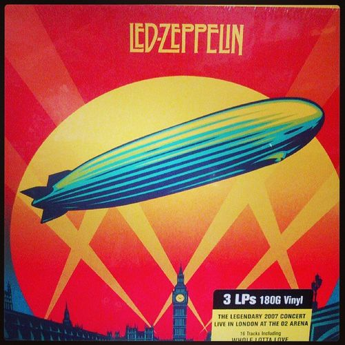 I'm gonna need that as a gift. Ledzeppelin Celebrationday