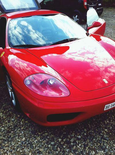 Ferrari 360 modena Poland Ferrari