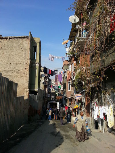Hard life in tarlabasi Streetphotography