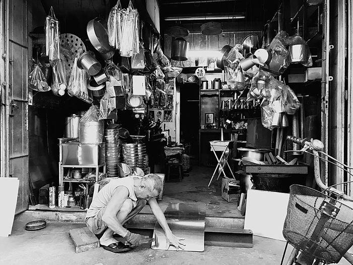 artisan Art And Craft Working People Melaka Artisan Craft Craftsman