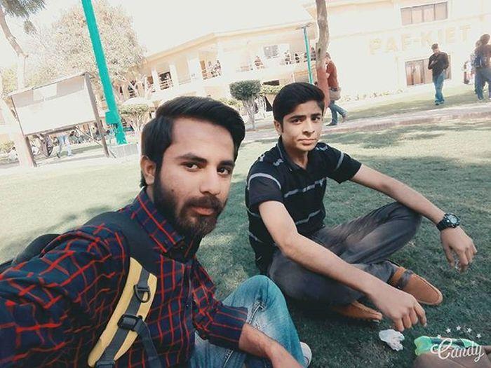 Madness Shughal Gathering University KIET Selfie