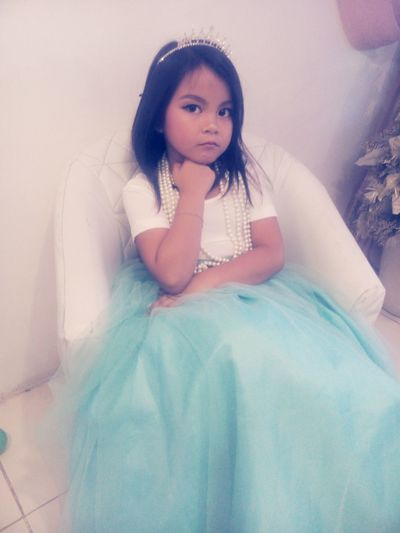 Khieu in her tutu skirt :* First Eyeem Photo