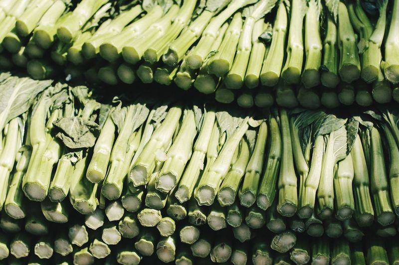 Vegetable Healthy Eating Freshness Raw Food Large Group Of Objects Green Color No People Stack