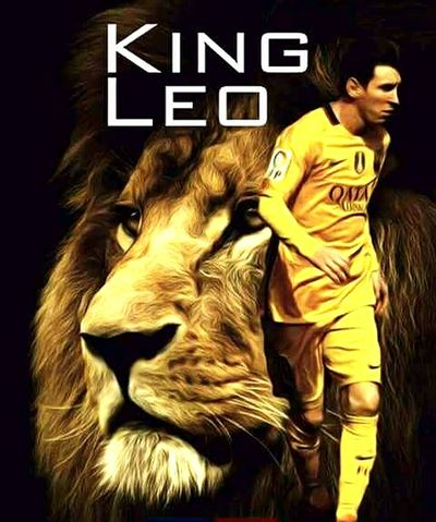 King Best_player Leo Messi10 💥💕