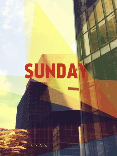 So long Sunday !