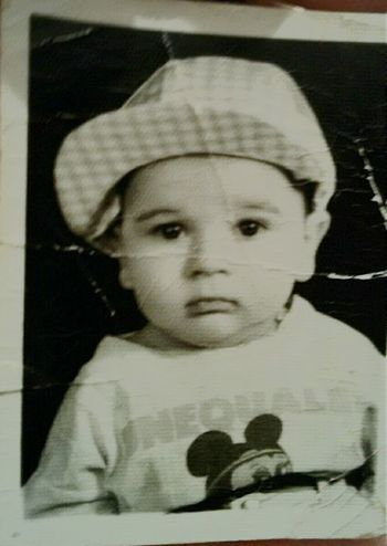 me 25 years ago. ;D Kermanshah Me Old Me