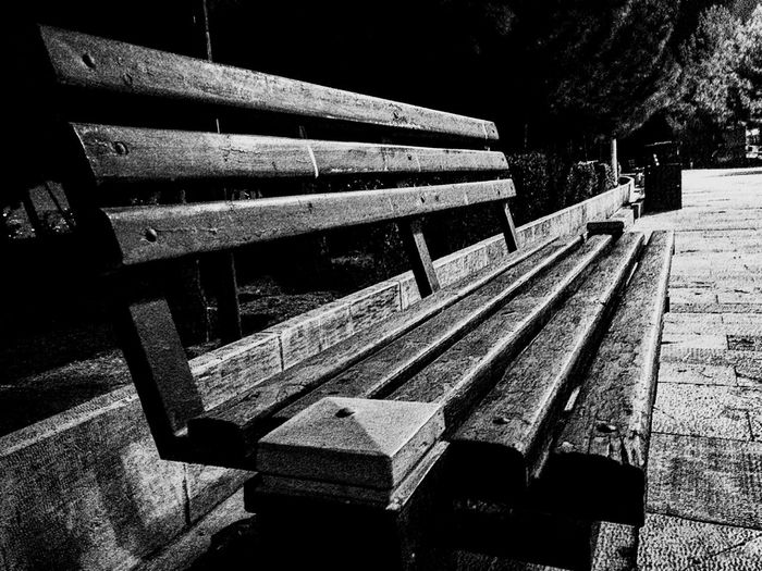 IPhoneography Black Blackandwhite Black And White Black & White Blackandwhite Photography Black And White Photography Black&white Blackandwhitephotography Bench Benches Bench Seat Park Park - Man Made Space Tehran, Iran Tehran Tehranpic