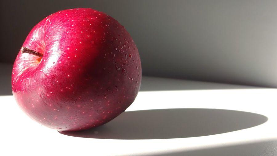 Red Flavor Maçã Deliciosa Cor Vermelha Fruto Do Pecado Frutas Fruta Doce Fruit Apple Delicious Color Red First Eyeem Photo