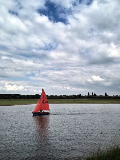 River Thames at Oxford