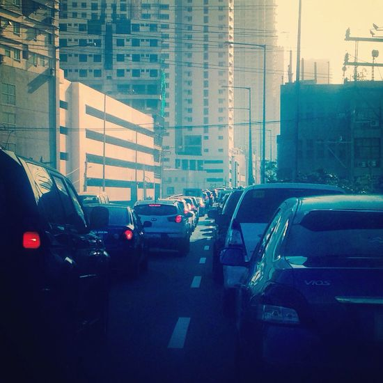 Traffic is good