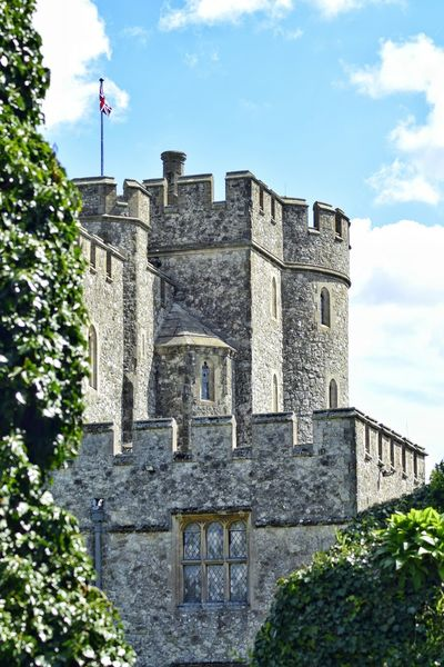 Saltwood castle Castle Medieval Medieval Architecture Safe England Uk Kent Special Walls Power Park Stone Wall Stone Hard Ghost Defence Tower Powerful Thomas Becket History Sight Sightseeing Ground Property Garden