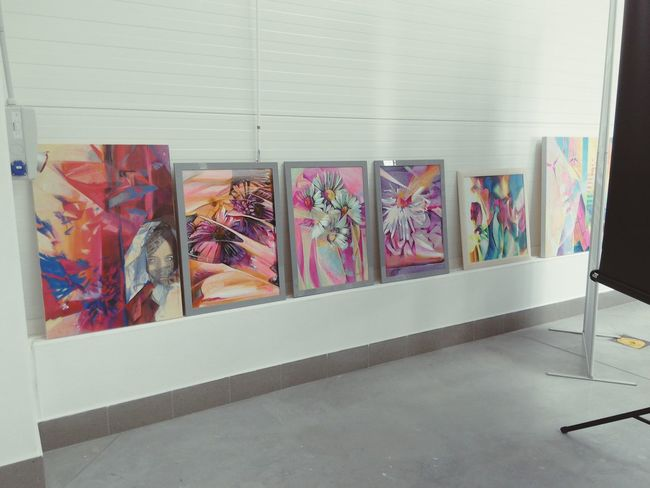 Exhibition My Artwork