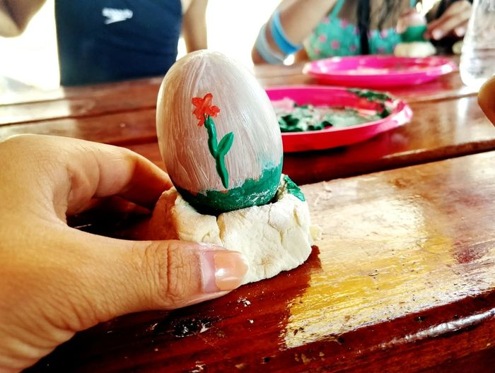 Human Hand Human Body Part Eggs Art Summercamp2017 Playtime! Colors Of Life