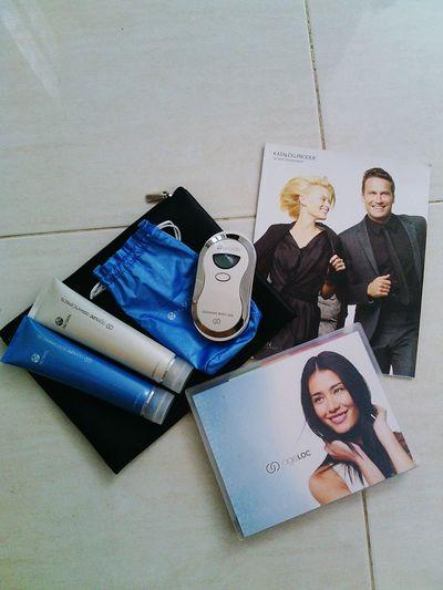 Nu Skin It's Business Time Galvanic Spa Makemoney