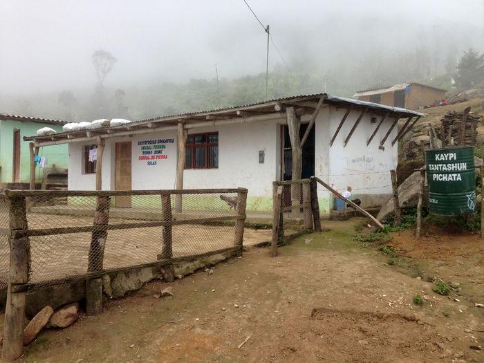 Coffee Farm Farmers Sch Farms Landscape Mountain People Peru Peru Region Poor People  Rain Forest Rain Forest Plants School School In Peru