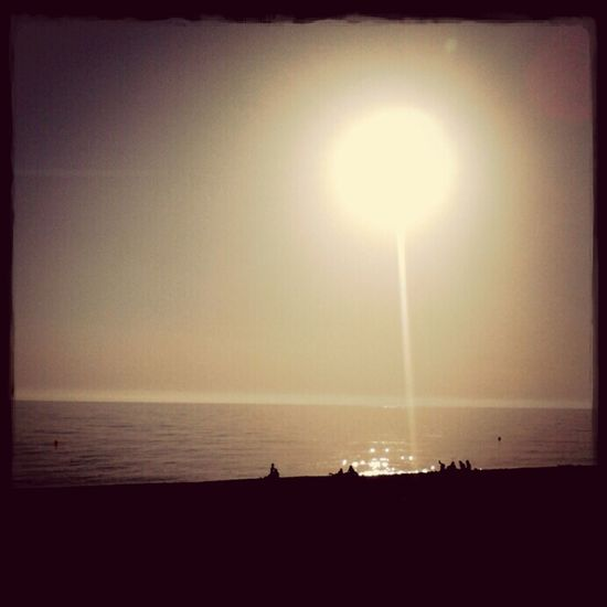 Вечер. Чистый морской воздух. Температура воды 18гр. Sightseeing