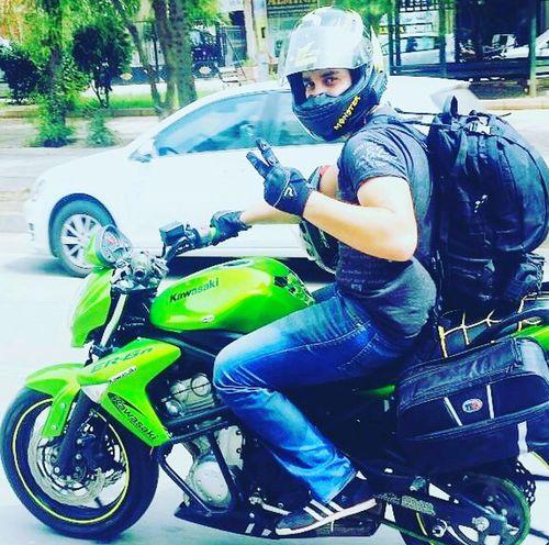 Kawasaki Yolculuk Zamanı☺