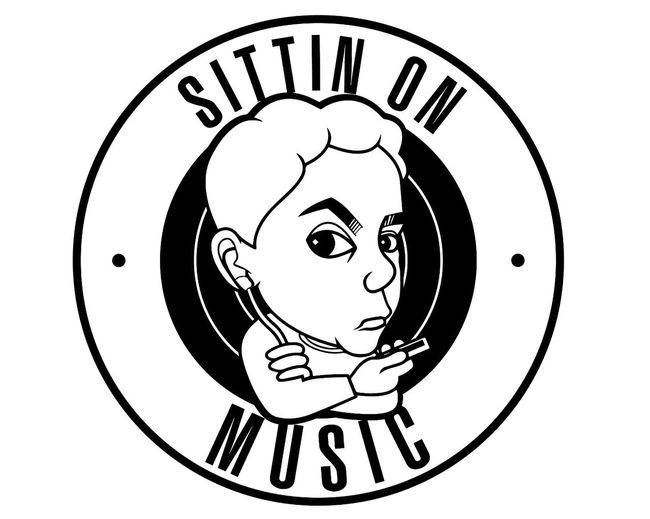 Art Logo Branding Blackandwhite Picoftheday SittinOnMusic