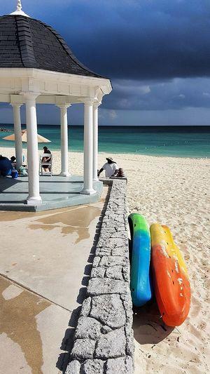 Beach Sea Water Horizon Over Water Outdoors Beach Photography Vacations Travel Destinations Bahamas Summer