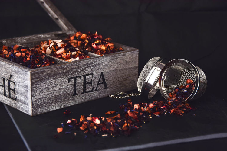 Loose leaf fruit tea collection Collection Dried Fruit Drink Food And Drink Fruit Fruit Tea Tea Tea Time