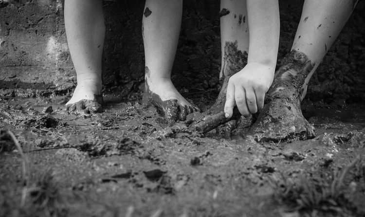 Mud Muddy Puddles Funny Fun Dirty Dirt Road Dirt Silly Crazy Moments Crazy Hello World Beauty In Nature Feet Feel The Journey Feeling Inspired Feelings Feet On The Ground Feetselfie Photoshoot Photography Photographer