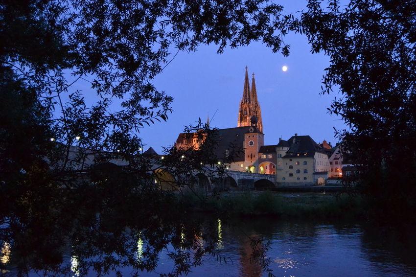Danubio River Donau Danubio Ratisbona Regensburg Germany Bridge River Ponte Di Pietra Your Ticket To Europe The Week On EyeEm EyeEmNewHere