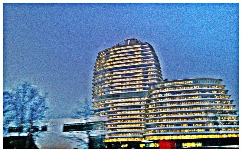 The cruiseship building in Groningen Groningen Cities