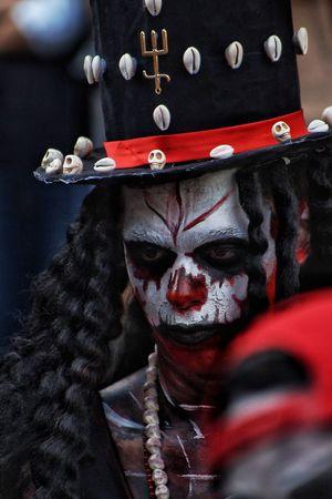 Zombiewalksp 2017. Halloween Streetphotography From My Point Of View Sao Paulo - Brazil Zombie Zombiewalk  Finados