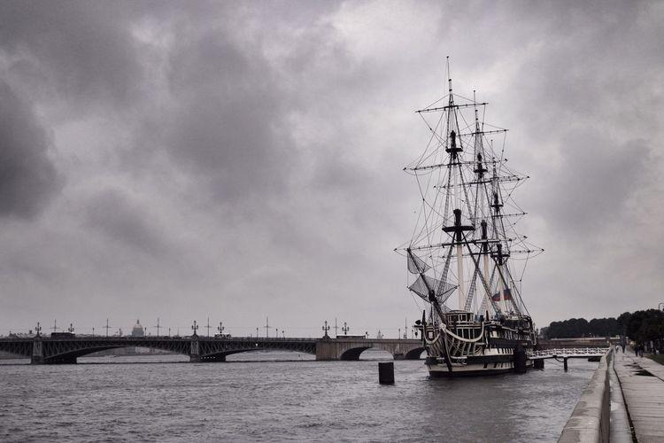 Eyem Best Shots Saint Petersburg Sailer The Explorer - 2014 EyeEm Awards