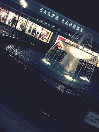 """楽しい時間を過ごせました。 Shopping Ralphlauren Tommy""""Hilfiger Outlet"""