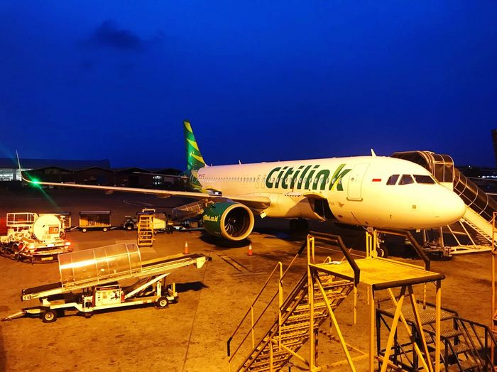 Ready to fly again Citilink Airbus A320Neo First Eyeem Photo