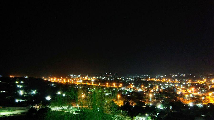 Citylights Cityscape Illuminated Mithi Mobilephotography Night Sky Southsindh Vivoshots