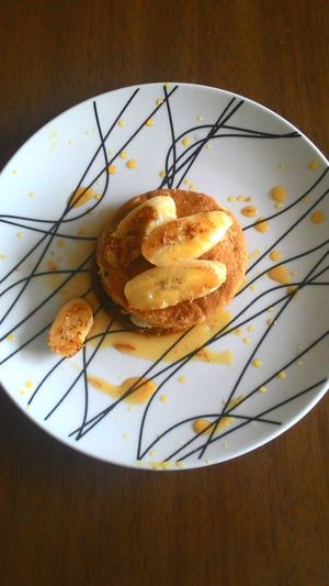 Breakfast time Breakfast Sundaymorning Banana Bananapancakes Pancakes Mycookingtime Foodphotography Food Love Mycookingdiaries Panqueca Cafedamanha Cozinhando 43GoldenMoments
