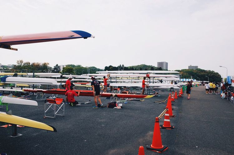 レガッタ Regata Regatta Canoe Boat Rowing Boat