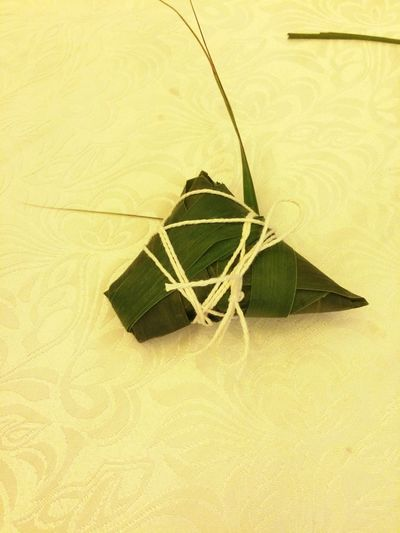 Food Made By Me Zongzi Rice Dumpling Dragon Boat Festival Traditional Chinese Rice-pudding a pyramid-shaped dumpling made of glutinous rice wrapped in bamboo or reed leaves