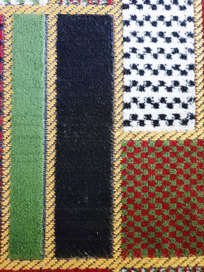 Home ;) New Here ;) Multi Colored Wool Backgrounds Full Frame Textile Textured  Pattern Fabric Design Close-up