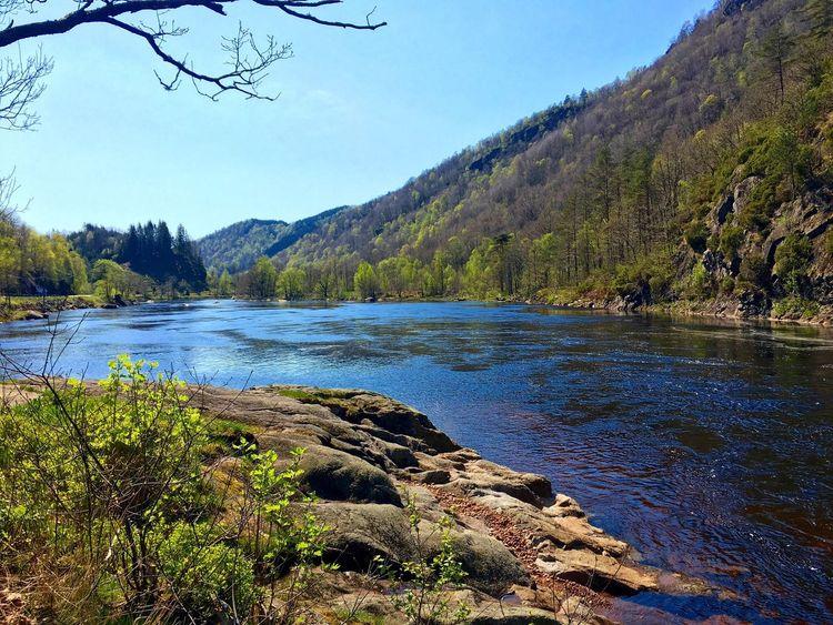 Adventure Nature Photography Norway Landscape River