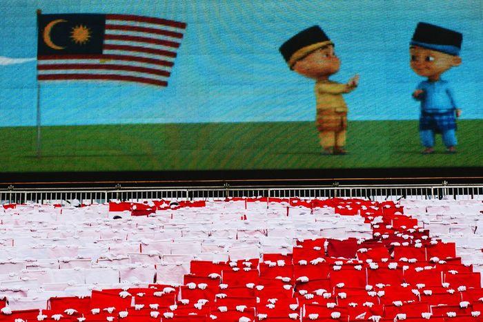 Untold Stories Kuala Lumpur Malaysia  Merdeka58 Parade