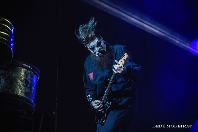 Slipknot 4 Jim Root Canon Canon 70d From My Point Of View Music Metal