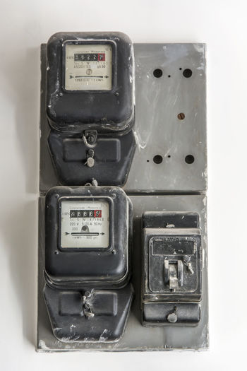 Black Color Close-up Communication Connection Control Indoors  Machinery Metal No People Number Old Old-fashioned Photography Themes Push Button Retro Styled Safety Technology Telephone Text Western Script
