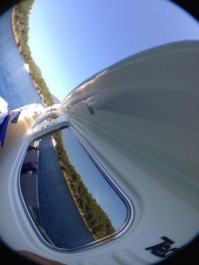 Enjoying The Sun Sea Lion M/Y Hello World Yacht Rock
