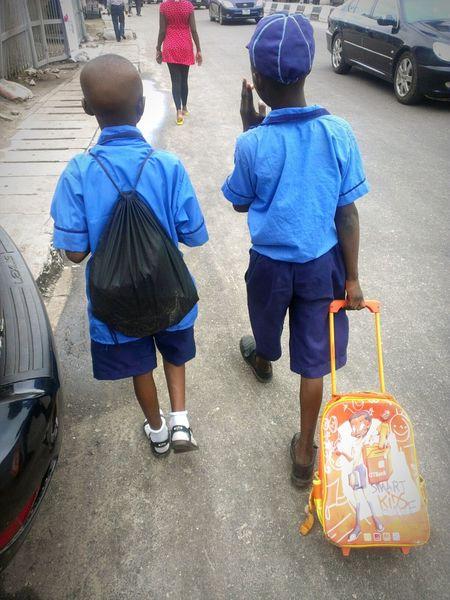 Pupil School Africa Lagos The Color Of School Lagosphotographer Streetphotography Nigeria Lagos Eyeem Nigeria