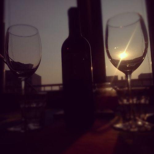 Friends Afteryears Cosyevening Beforebirthday Summer Wine Heat Dinner Schwarzkopf España Ldz KillingLoneliness