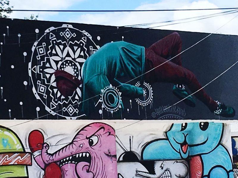 Wynwood Walls Grafiti Art Grafitti Wall Art Graffiti