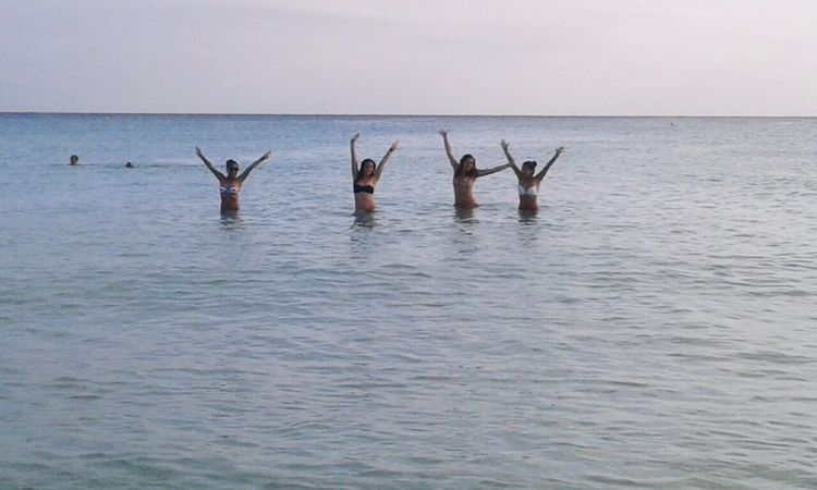 Capturing Freedom Formentera Friendship Happiness Freedom