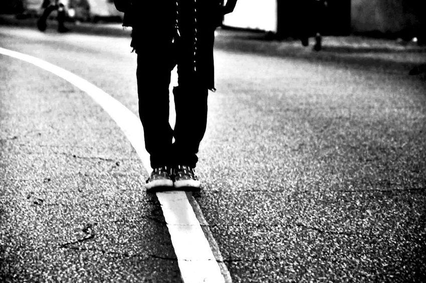 LONg walk...