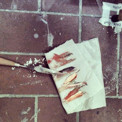 #Spachtel and #paint Paint Spachtel