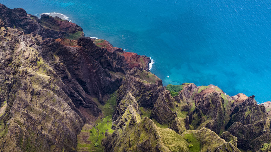 Aerial Photography Aerial View Nā Pali Coast State Park Ocean Hawaii Island Nature Travel UnderSea Astronomy Galaxy Milky Way Planet Earth Mountain Sea Water Beach Tree Coral Clown Fish Underwater Seascape Coastline The Great Outdoors - 2018 EyeEm Awards